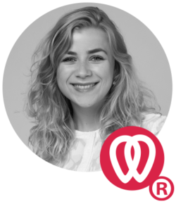 Online recruiter Femke Boersma